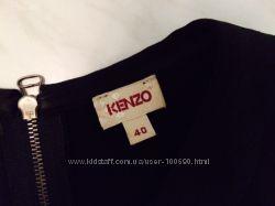 Элегантнейшее черное платье от KENZO, оригинал