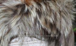 TAVENA Италия подстёжка-натуральный мех Енота и кролика р. 42-48 S-L торг