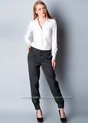 женские брюки STRADIVARIUS  мега крутые в офис деловой стиль