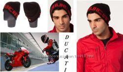 Супер стильная и модная шапка Puma Ducati фанам мотоциклов и Италии