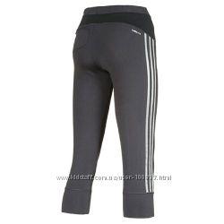 оригинал спортивные капри бриджи Adidas  р. XS-M