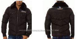 куртка пуховик оригинал RG512 рM-L  много крутой одежды эксклюзив