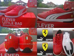 Puma Ferrari оригинал много обуви