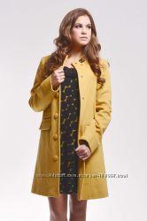 Обалденное стильное итальянское пальто