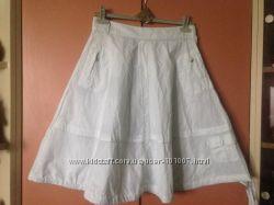 Оригинальная белая юбка Sela