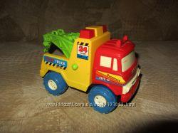 Машина-кран, трактор