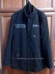 Мужское пальто 54 размера