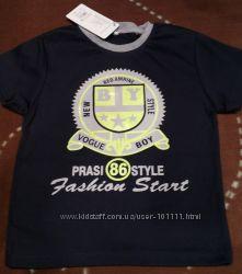 Продам красивые новые футболки для мальчика 116-122