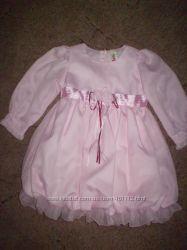 Нарядное платье для девочки ТМ Lebe