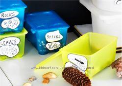 Контейнеры для хранения карандашей, ручек и различных аксессуаров. ИКЕА .