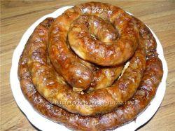 Кишки для домашней колбасы, нитритная соль