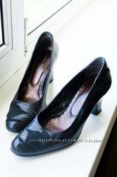 Туфли ANN MEX р. 36 кожаные 23, 5 по стельке