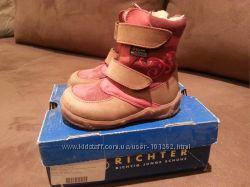 Зимние ботиночки Richter