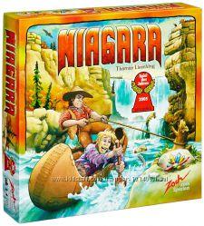 Сімейна настільна гра Ніагара для 3-5 гравців від 8 років
