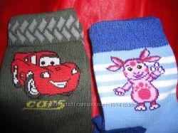 Носки тачки и лунтик