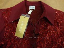 Продам красивую, нарядную блузу. Польша. , р. М. Наш 44р.