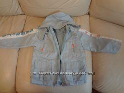 Курточка- ветровка Coccodrillo р. 98см