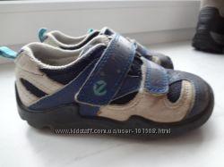 Кожаные кроссовки ECCO 23 размера