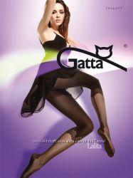 Красивые оригинальные колготки фирмы Gatta.