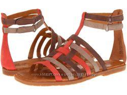 США кожанные сандалии