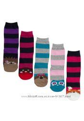 Фирменные и веселенькие носочки тм Tesco и Matalan Англия