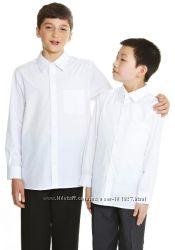 Белоснежные и голубые рубашки на все случаи жизни Англия