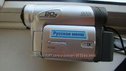 Видеокамера Panasonic mini DV