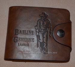 отличный подарок - мужской бумажник, в наличии, бонус доставка БП