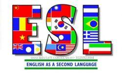 Изучение английского языка по методике ESL в скайпе. Разговорный Английский