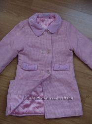 Самое стильное английское пальто LADYBIRD для маленькой леди.