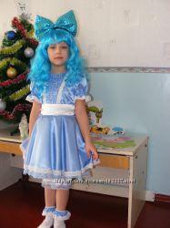Прокат карнавальных костюмов мальвина