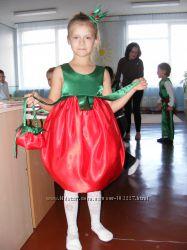 Прокат карнавальных костюмов помидор