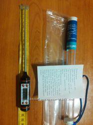 Термометр градусник TP101 со щупом иглой для воды еды