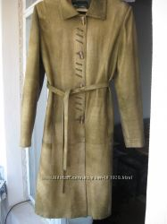 кожа пальто
