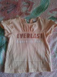новая очень красивая футболочка EVERLAST     U. S. A
