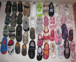 Большой выбор бу обуви для деток.