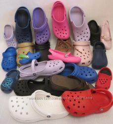 Ультралегкая обувь Crocs, КРОКСЫ