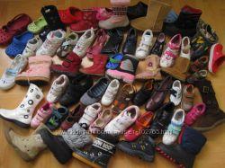 Продаю детскую обувь хорошего качества бу.