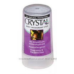 Натуральные дезодоранты Crystal