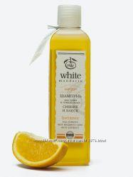 Органические шампуни от White Mandarin