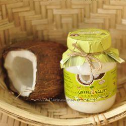 Натуральное кокосовое масло 1го отжима