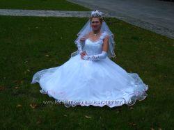 Очень нежное свадебное