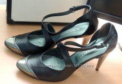 Итальянские туфельки-босоножки Eclat, 38 размер