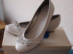 Туфли женские р 39 кожа Голландия