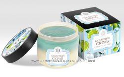 Шикарные соляные скрабы на основе оливкового масла