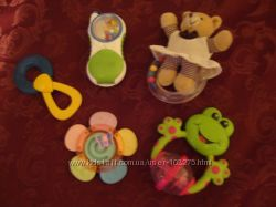 Игрушки для малявочек