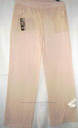 Новые кремовые брюки на лето