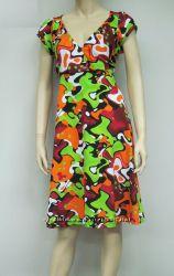 Новое летнее трикотажное платье