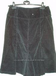 Новая юбка микровельвет Vero Moda