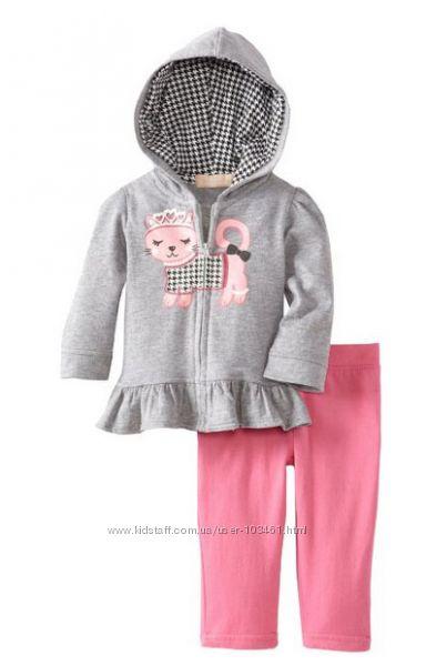 Полная распродажа. Теплые костюмы для девочек США